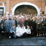 A miskolci gyülekezet 1990 környékén