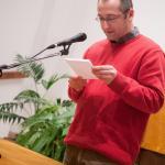 Végezetül Balogh Péter felolvasta Dr Maszárovics Zoltán orvos-misszionárius testvérünk köszöntését Zambiából.