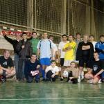 Focis csoportkép - Miskolc, 2011